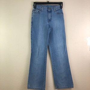 Ralph Lauren Polo Women's Jeans Size 4 x 33 Flare